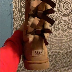 Uggs...couple imperfections
